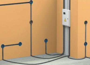 Как сделать теплый пол не электрический