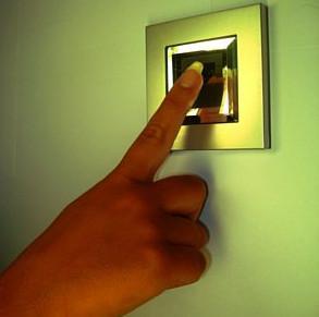 кнопочный выключатель - электроустановочные изделия