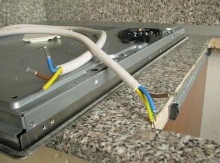 клемная колодка для электроплиты
