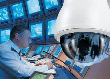 видеонаблюдение внутри здания