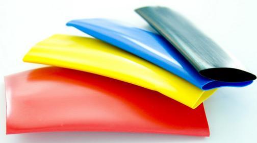 Термоусаживаемые трубки для расцветки проводов