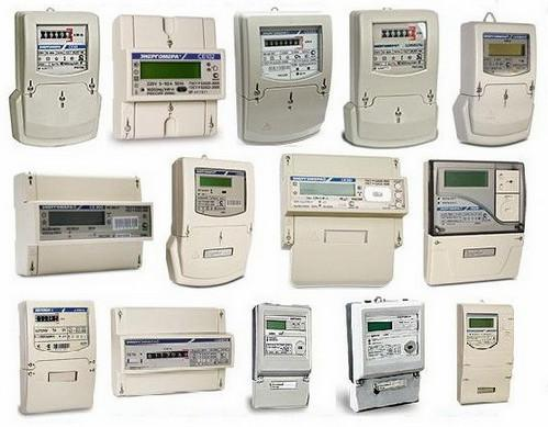 современные электросчетчики