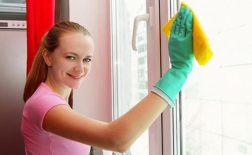 поддерживайте чистоту окон и светильников
