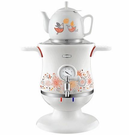 Электрический чайник в стиле самовара