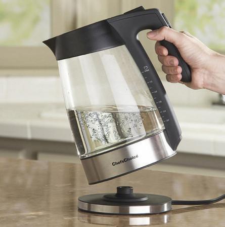 система безопасности электрического чайника