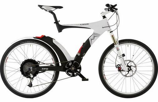 Электрические велосипеды M1 Secede2