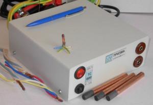 Аппарат сварка скруток медных проводов