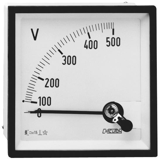 Измерение напряжения: вольтметр