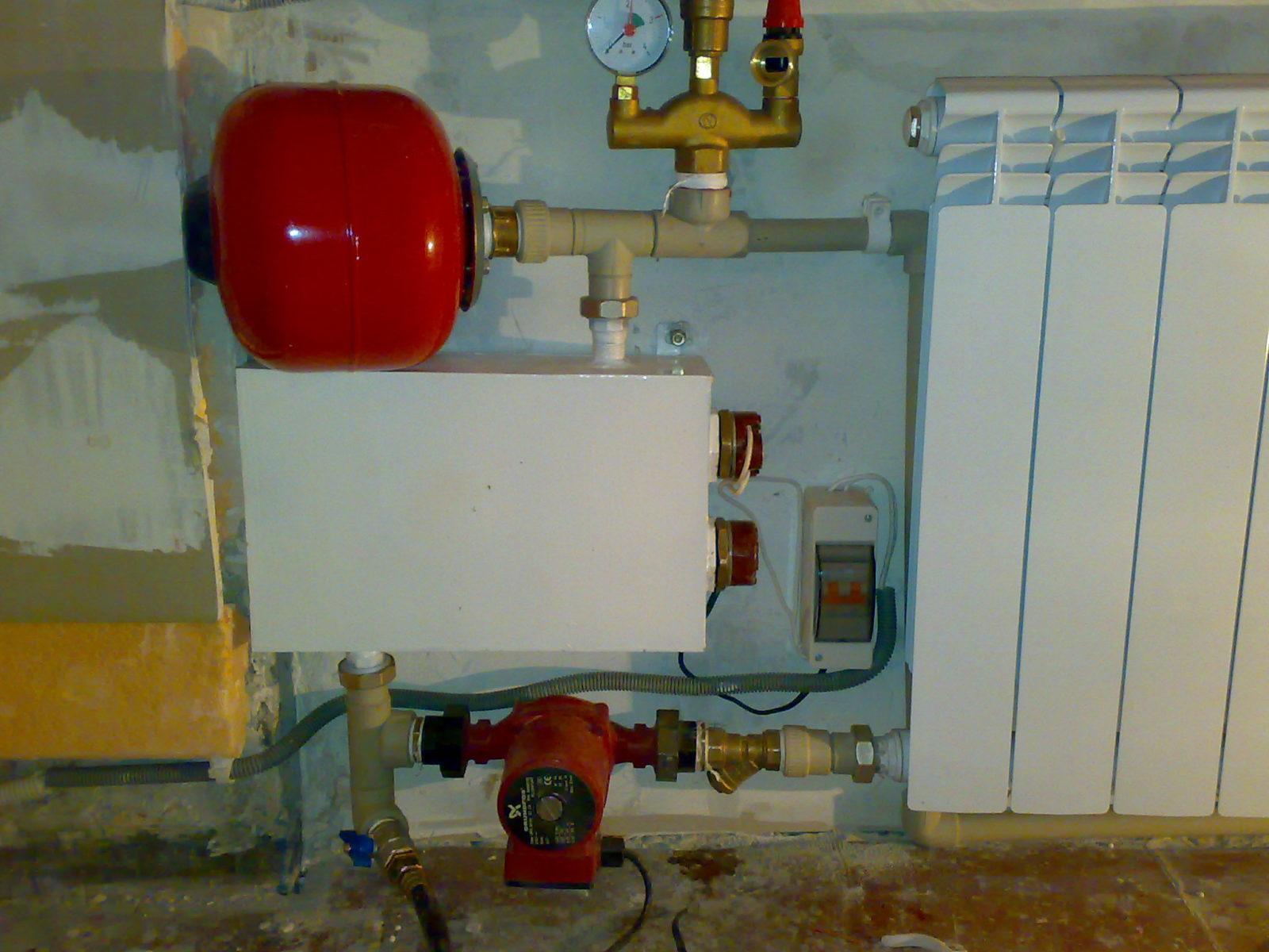 Как сделать электрическое отопление в доме своими руками