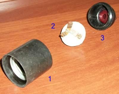 Как заменить патрон из торшера