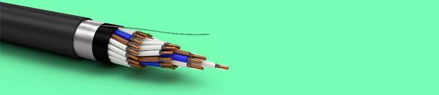 Многожильный контрольный кабель