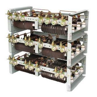 Магазин резисторов для кранового электродвигателя с фазным ротором