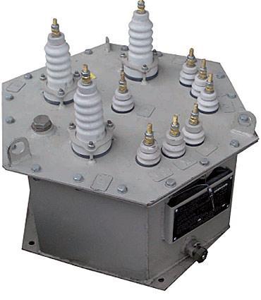 Трехфазный трансформатор напряжения НАМИ
