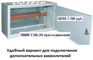 Ящик ГЗШ