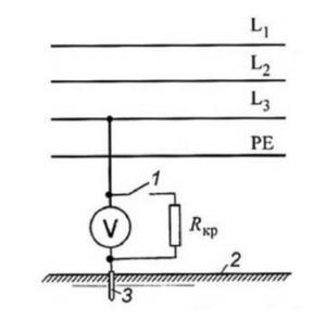 Измерение сопротивления через резистор
