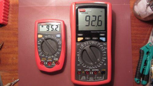 Мультиметры типа UNI-T