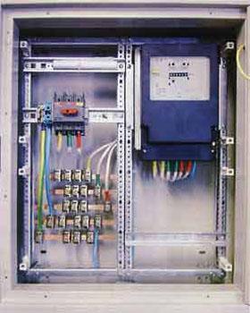 Обособленная реечная конструкция для установки RCD