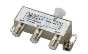 Трехканальный разделитель (сплиттер)