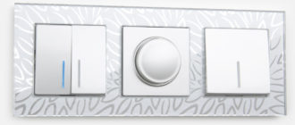 Выключатели с подсветкой мало отличаются от обычных, но более комфортны