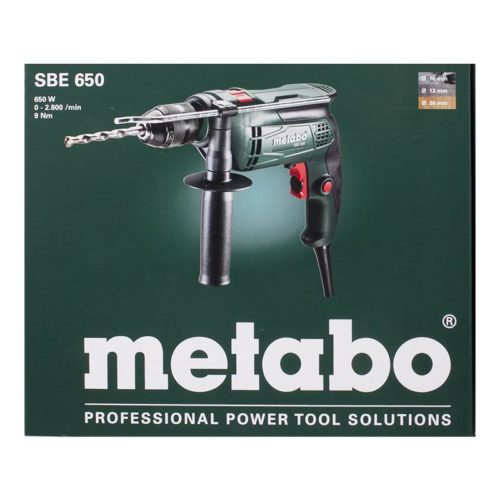 Ударная дрель Metabo