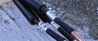 Муфта соединительная создает герметичное и надежное соединение кабелей под высоким напряжением