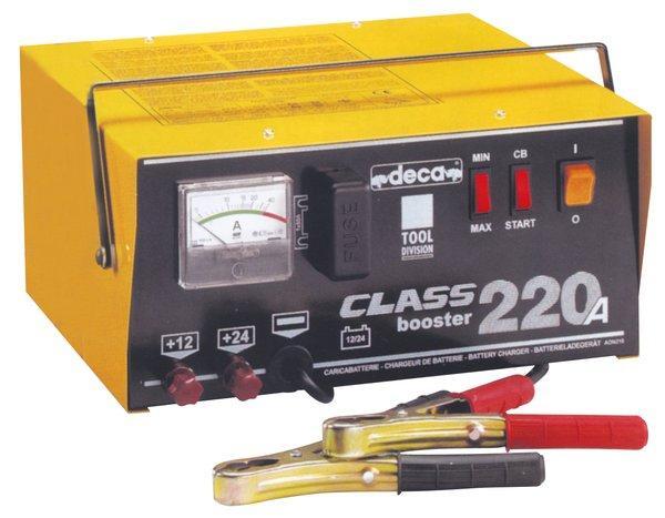 Внешний вид устройства зарядки для автомобильных аккумуляторов
