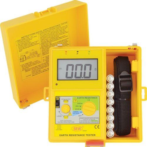Комплект измерителя сопротивления заземления 1820 ER