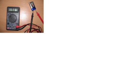 Для определения неисправности люстры м пультом управления используется обычный мультиметр