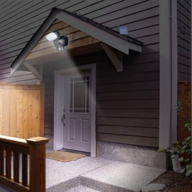 Пример места использования прожектора